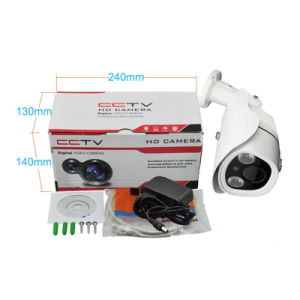 Wdm Security 1.3MP Outdoor Night Vision CCTV IP Camera pictures & photos