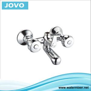 Nice Design Double Handle Bathtub Mixer&Faucet Jv74601 pictures & photos