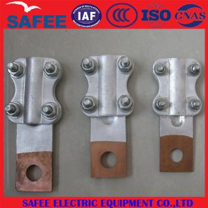 China Slg Type Cu-Al Transitional Terminal Clamp pictures & photos