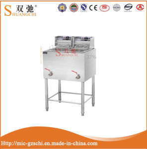 Free Standing Electric Deep Fryer Machine Potato Chips Fryer pictures & photos