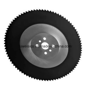 High Quality 300X2.0X32mm HSS M2 Circular Saw Blade for Metal Tube Cutting. pictures & photos