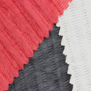 Nylon Rayon Jacquard Cloth pictures & photos