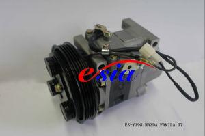 Auto Parts AC Compressor for Mazda Cx-7/M3 2.5L HS18n 6pk 124mm pictures & photos