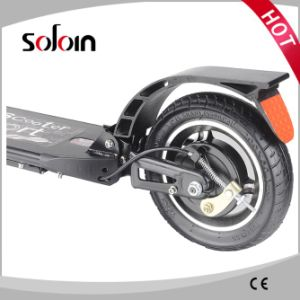 Mini Pocket 2 Wheel Electric Brushless Motor Mobility Foot Scooter (SZE250S-5) pictures & photos