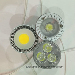 New Design Test LED GU10 COB 3W Bulb for Spotlight pictures & photos