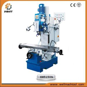 Cheap Knee Type Milling Machinery Zx5150A with Ce Standard pictures & photos