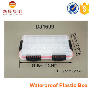 Transparent Plastic Waterproof Fishing Box pictures & photos