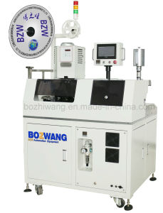 Automatic Ribbon Cable Single End Twisting, Tinning and Terminal Crimping Machine pictures & photos