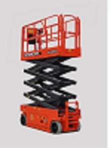Hot Sale Gtjz0612 Scissor Lift with Max Working Height 8.3m pictures & photos