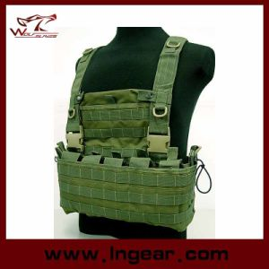 Airsoft Tacitcal Molle Hydration Safety Combat Carrier Bulletproof Vest Nylon pictures & photos