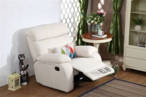 Home Cinema Leather Chair for Movie Theatre Chair with Living Room Recliner Sofa pictures & photos