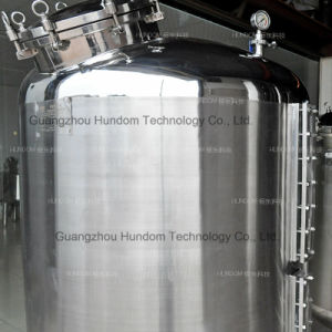 Stainless Steel Hydrogen Storage Tank Perfume Sealed Storing Tank pictures & photos
