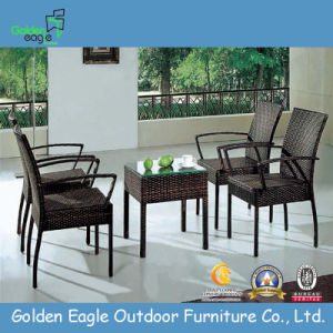 Rattan Wicker Garden Dining Set - Outdoor Furniture (FP0017) pictures & photos