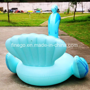 Hot New Water Inflatable Peacock Floating Toy From Factory pictures & photos