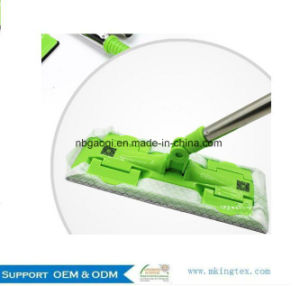 Floor Mops with Disposable Non Woven Cleaning Spunlace Dry Wipes pictures & photos
