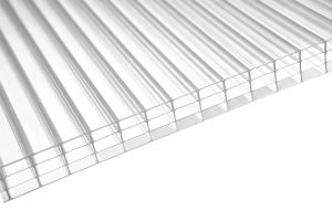Polycarbonate Multiwall Sheet 4-Wall Sheet pictures & photos