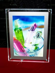 LED Photo Frame Acrylic Display pictures & photos