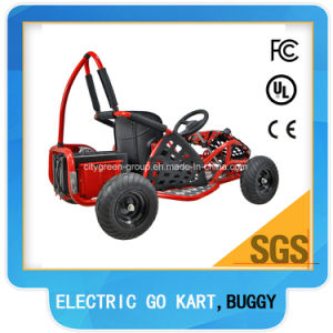 Cheap Racing Electric Go Kart for Sale (TBQ01) pictures & photos