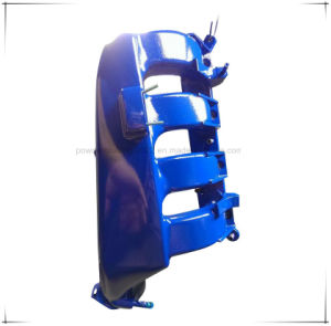 Blue Industrial Powder Coating with Cheap Price pictures & photos