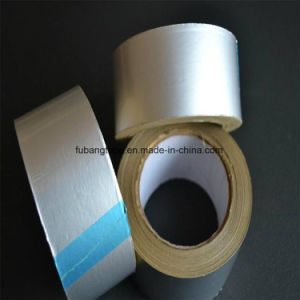 Self Adhesive Wound Aluminum Foil Tape pictures & photos