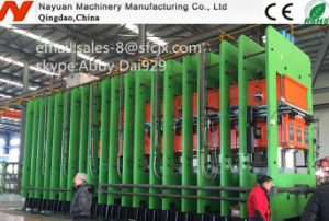 Rubber Vulcanizing Press, Rubber Vulcanizer Machine, Belt Vulcanizing Machine pictures & photos