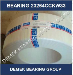 High Quality Spherical Roller Bearing 23264 Cckw33 with Steel Cage pictures & photos