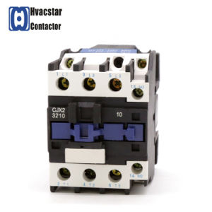 UL Certificated AC Contactor Cjx2 Contactor 3 Poles pictures & photos