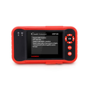 Original Launch X431 Creader Crp129 Eng/at/ABS/SRS Epb Sas Oil Service Light Resets Code Scanner pictures & photos