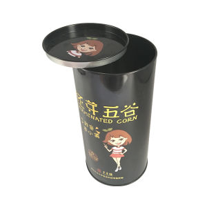 Seed Tin Can Easy Open Lid Metal Tin Box Wholesale pictures & photos