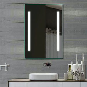 Decorative Wall Hanging Fog Free LED Lighted Bathroom Mirror pictures & photos