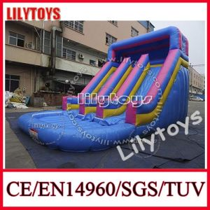 High Quality Water Inflatable Slide for Kids on Sale pictures & photos