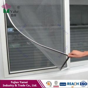 100% Polyester DIY Anti Insect Mesh Screen for Window/ Magnetic Mosquito Net Window pictures & photos