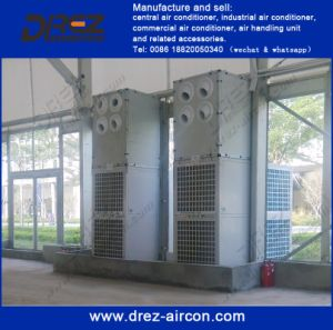 floor standing packaged vertical air conditioner for event tent - Vertical Air Conditioner