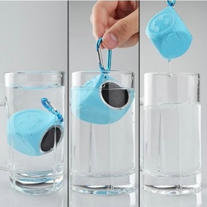 Portable Waterproof Bluetooth Speaker Support Hands Free Call pictures & photos