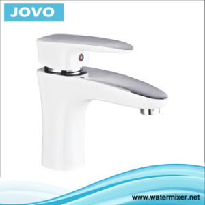 New Model Single Handle Basin Mixer Jv70301 pictures & photos