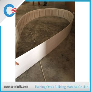3D Hot Stamping 250mm Width PVC Ceiling Panel 2.5kg PVC Wall Panel Cielo Raso pictures & photos