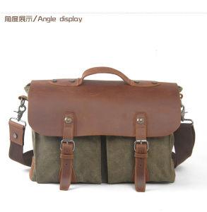 Leather Canvas Fashion Designer Handbags (RS- 1023) pictures & photos