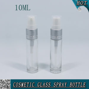 10ml Empty Clear Glass Spray Perfume Bottle Cosmetic pictures & photos