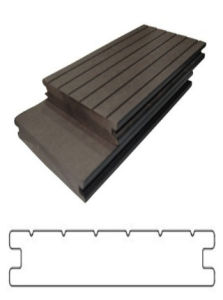 Long Warranty WPC Flooring for Outdoor Waterproof Floor (HY140S23A)