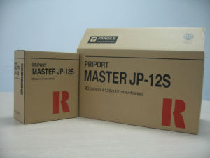Good Quality Compatible Duplicator Jp-12/Cpmt16 A4 Master Roll pictures & photos