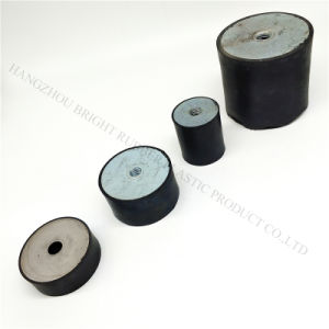 Rubber with Steel Buffer for Motorcycle pictures & photos