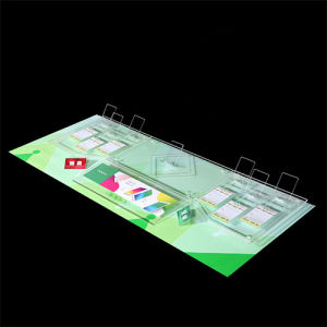 LED Light Stand Bases for Acrylic Mobile Phone Display Wholesale pictures & photos