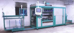 High Speed Automatic Plastic Blister Making Machine Vacuum Forming Machine pictures & photos