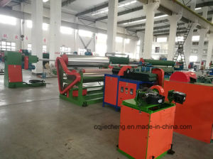 EPE Foam Plastic Fruit Net Making Extruder Machine Jc-EPE-W75 in China Best Seller pictures & photos