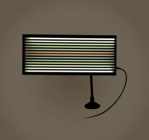 Super Pdr White LED Lamp Line Board with USB Port pictures & photos