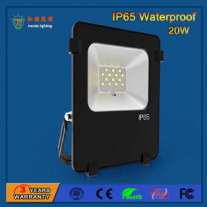 IP65 SMD 3030 20W LED Flood Light for Billboard pictures & photos