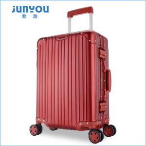 New Fashion with 20′′ All Aluminum Frame Good Luggage pictures & photos
