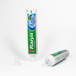 Plastic Cosmetics Container Toothpaste Tube Pharmaceutical Tube Packaging