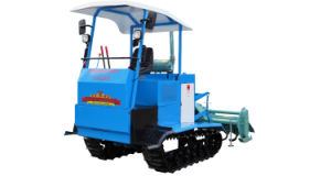 Hot Sale Track Self-Propelled Tiller with Good Quality pictures & photos