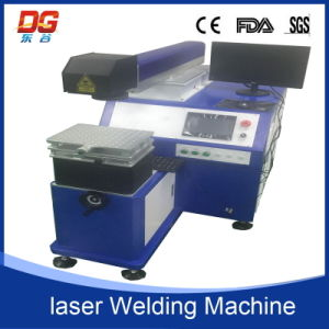 2017 New Design Galvanometer Laser Welding Machine 300W High Frequency pictures & photos